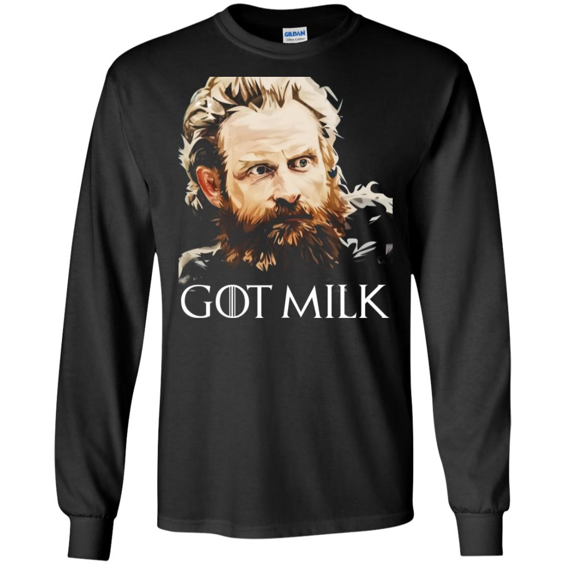 Tormund Giantsbane GOT Milk