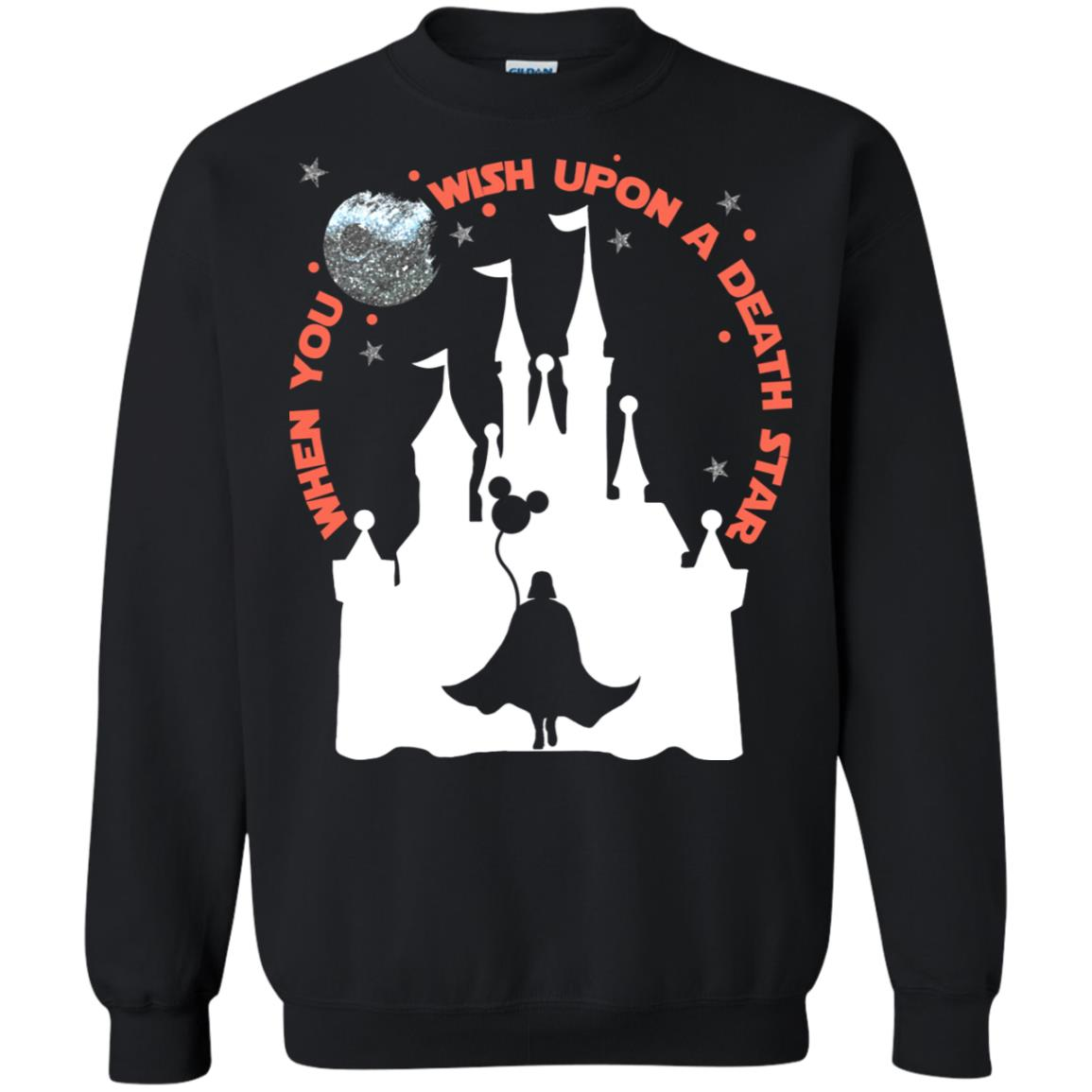 When you wish upon a death star