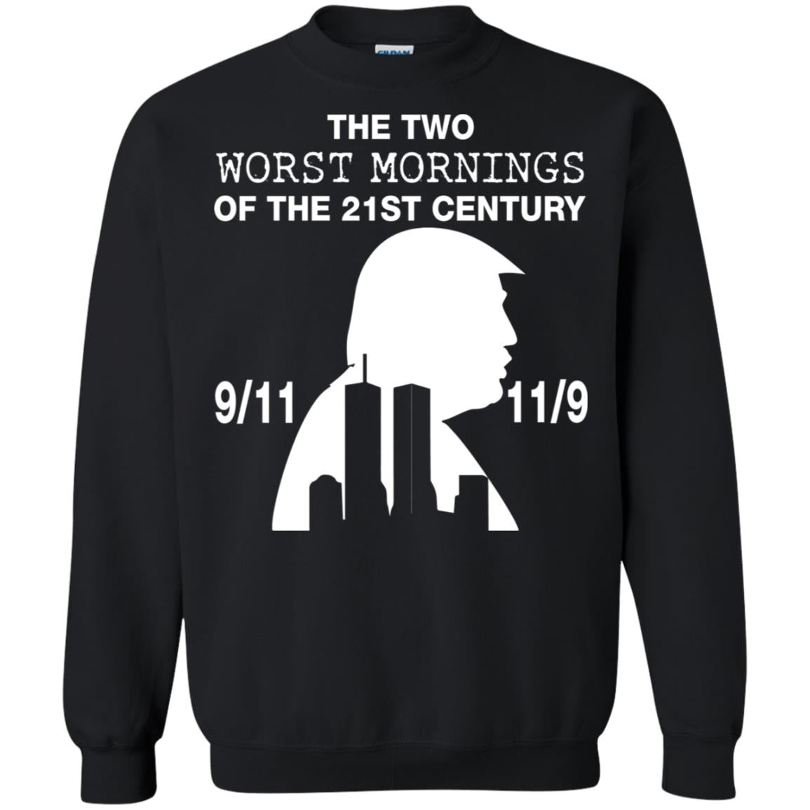 The two worst morning of the 21st century