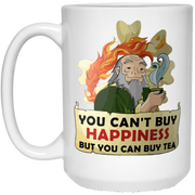 The Last Airbender You can't buy happiness but you can buy tea mug
