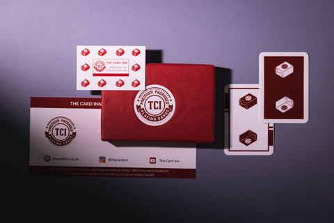 The Card Inn Unboxing Experience - Playing Cards UK