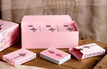 Ace Fulton's Casino Playing Cards (Pink) - The Card Inn
