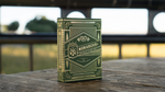 Monarchs Playing Cards by Theory 11 (Red, Blue & Green) - The Card Inn