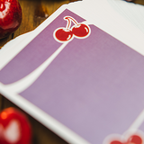 Cherry Casino (Desert Inn Purple) - Casino Playing Cards at The Card Inn