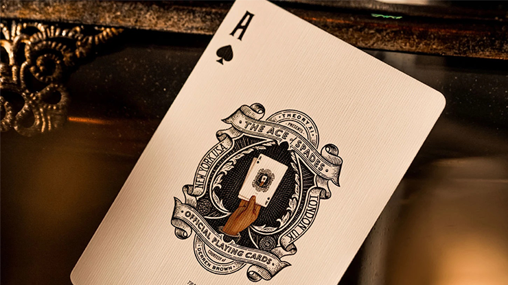 Derren Brown Playing Cards by Theory 11 - The Card Inn Playing Cards