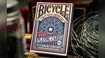 Kings Wild Bicycle Americana Playing Cards - The Card Inn UK