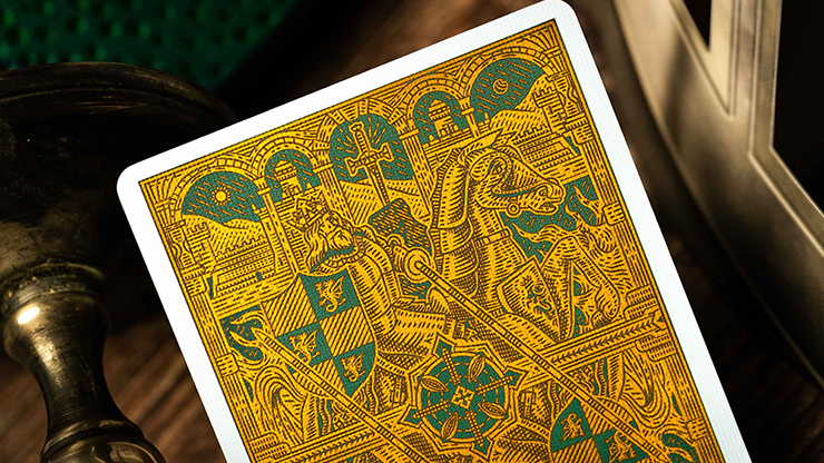 King Arthur Playing Cards by Riffle Shuffle - The Card Inn UK