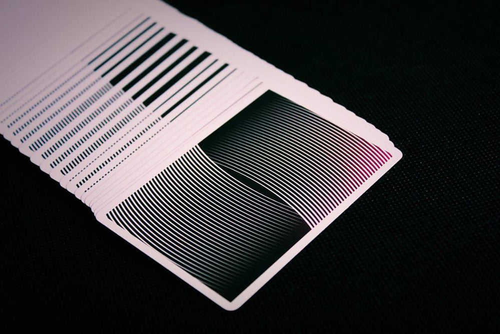 Flux Playing Cards by Lotusinhand - Cardistry Playing Cards at The Card Inn