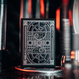 Star Wars Playing Cards Silver Edition - UK Playing Cards The Card Inn