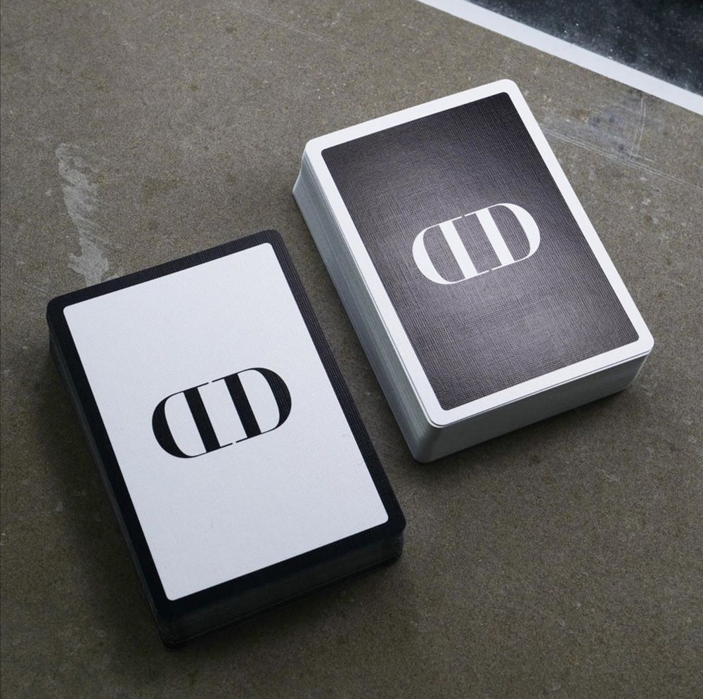 A1WW x Dan & Dave - Smoke Playing Cards Reprint at The Card Inn