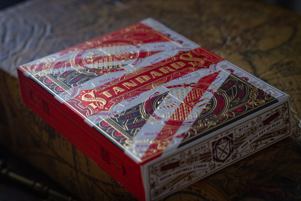 Standards Flag Edition Playing Cards - The Card Inn