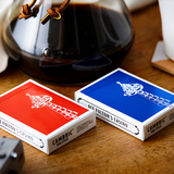 Ace Fulton Classic Edition Playing Cards (Red) - The Card Inn