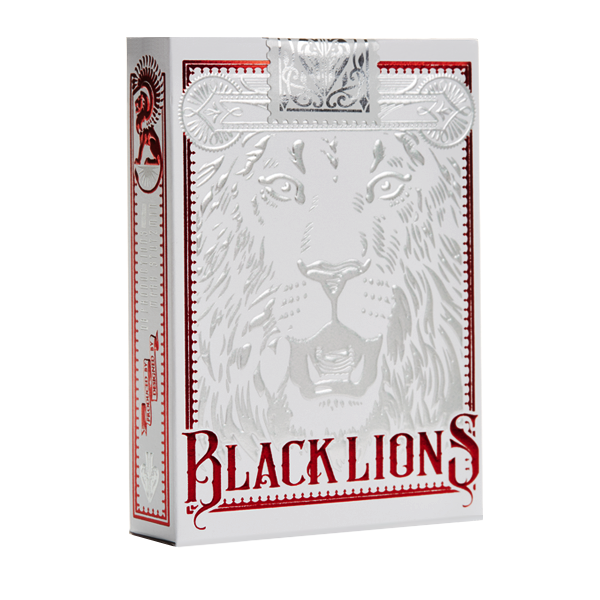 Black Lions Red Edition - David Blaine