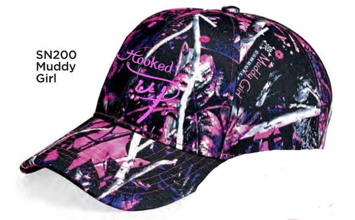 Ladies Camo Hat
