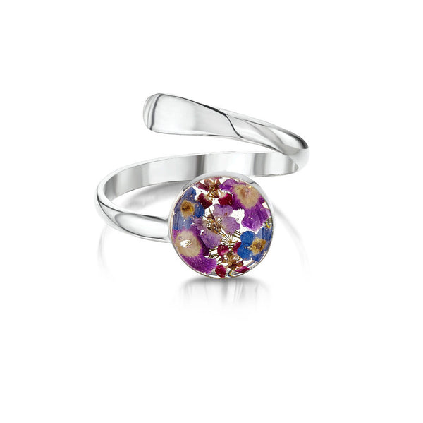 Shrieking Violet Purple Haze Ring