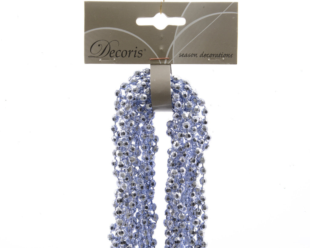 Mini Diamond Bead Garland - Hazy Lilac