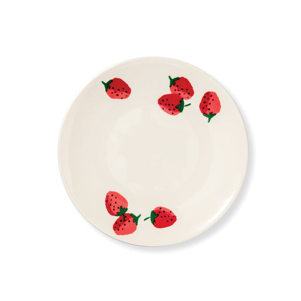 Kate Spade New York Melamine Accent Plate - Strawberries