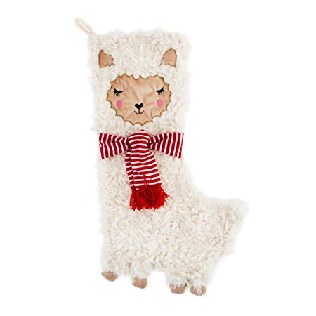 Sass & Belle Fa La La Llama Christmas Stocking