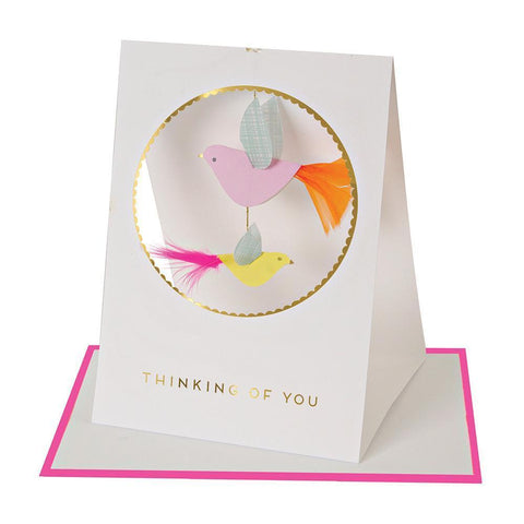 Meri Meri Thinking Of You Card