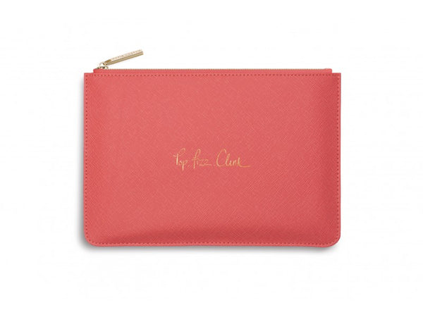 Katie Loxton Perfect Pouch - Pop, Fizz, Clink (Watermelon)