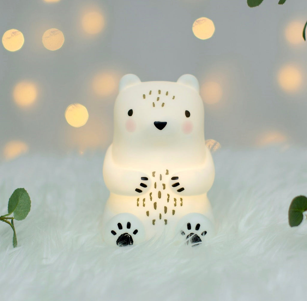 Sass & Belle Bear Camp Night Light