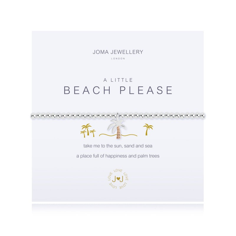 Joma Jewellery A Little Beach Please Bracelet