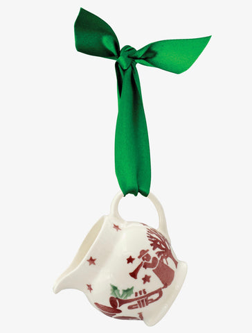 Emma Bridgewater Joy Trumpets Tiny Jug Decoration (Boxed)