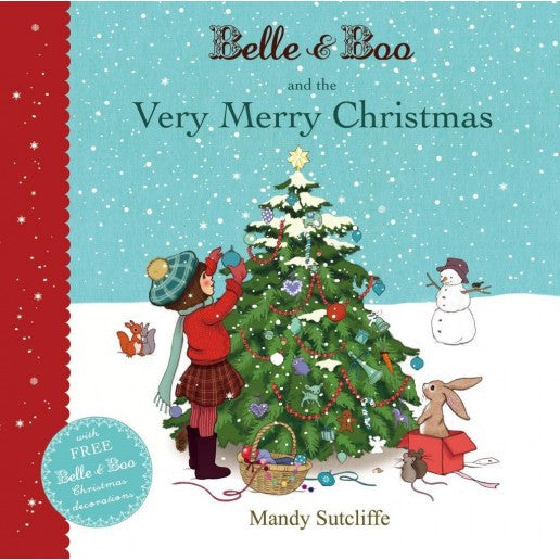 Belle & Boo and the Very Merry Christmas Storybook