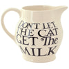 Emma Bridgewater Black Toast All Over 1/2 Pint Jug 2016