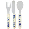 Emma Bridgewater Men at Work Children's Cutlery Set