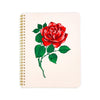 Ban.do Rough Draft Mini Notebook - Will You Accept This Rose?