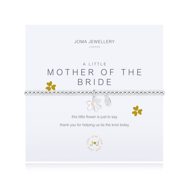 Joma Jewellery A Little Mother Of The Bride Bracelet