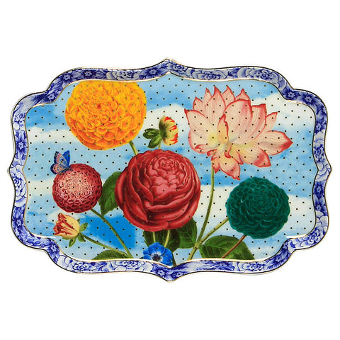PiP Studio Royal Tray - Flowers