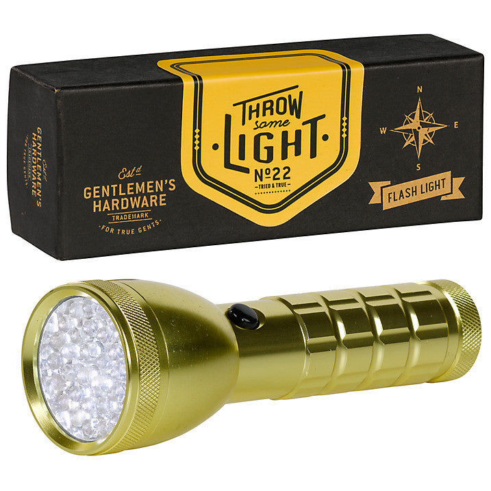 Gentlemen's Hardware Torch