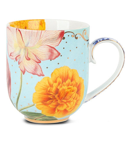 PiP Studio Royal Large Mug - Flowers