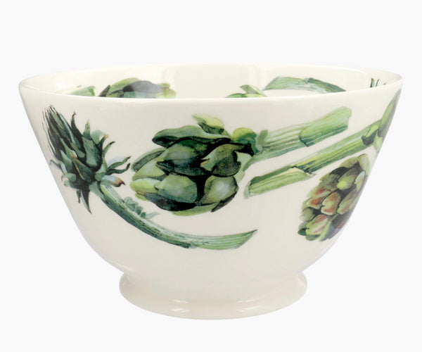 Emma Bridgewater Vegetable Garden Artichoke Large Old Bowl