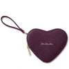 Katie Loxton Love Heart Pouch - Burgundy