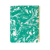 Ban.do Rough Draft Mini Notebook - Jade Marble