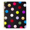 Ban.do Rough Draft Large Notebook - Europop
