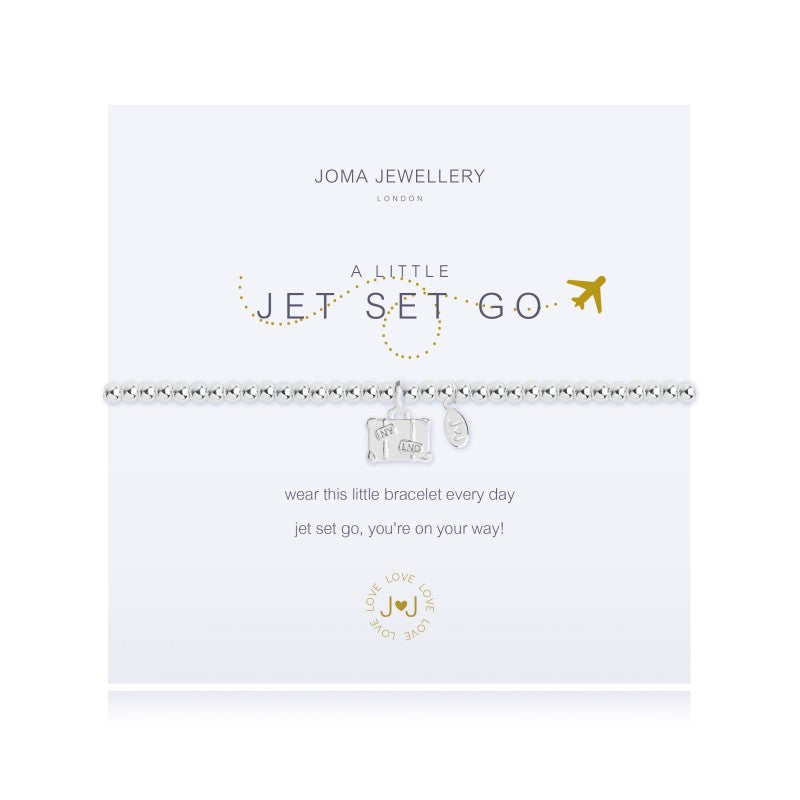 Joma Jewellery A Little Jet Set Go Bracelet