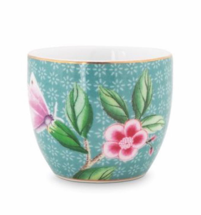 Pip Studio Blushing Birds Egg Cup - Blue