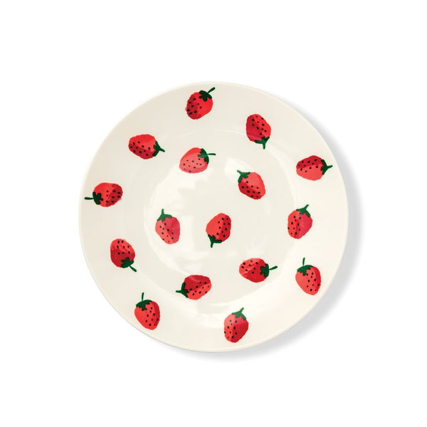 Kate Spade New York Melamine Dinner Plate - Strawberries