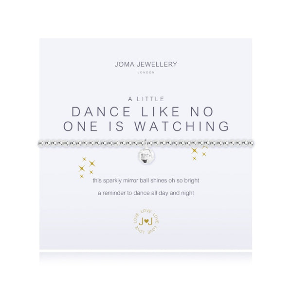 Joma Jewellery A Little Dance Like No One Is Watching Bracelet