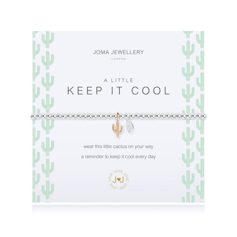 Joma Jewellery A Little Keep It Cool Bracelet