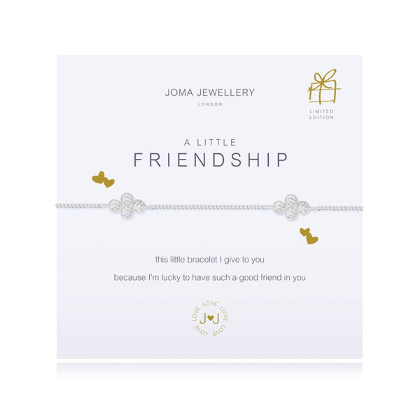 Joma Jewellery A Little Friendship Bracelet - Limited Edition