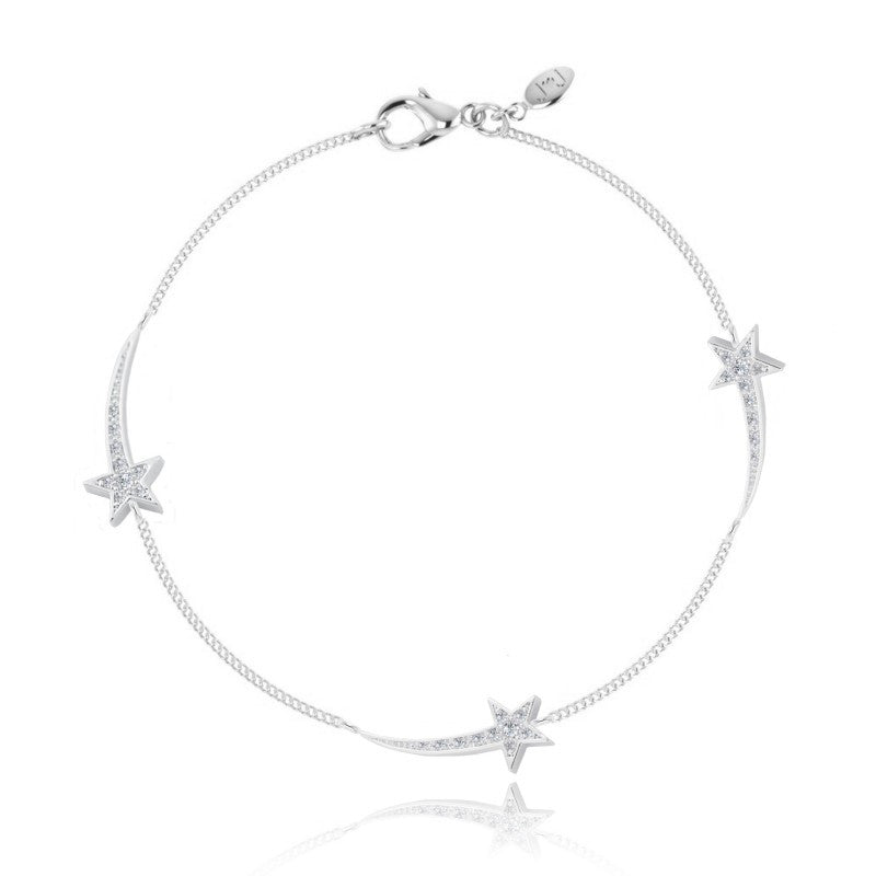 Joma Jewellery Shooting Star Bracelet