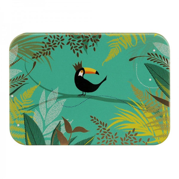Sara Miller Toucan Pocket Tin