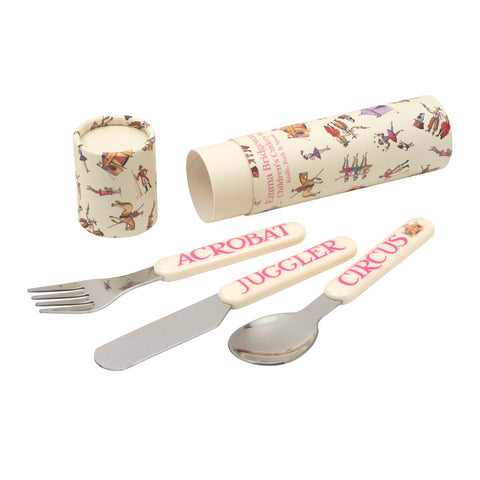 Emma Bridgewater Circus Children's Cutlery Set