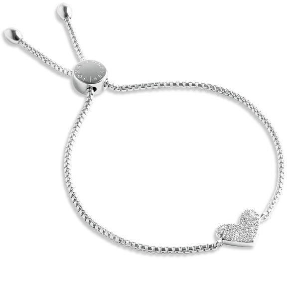 Forever Joma The Core Collection Silver Heart Bracelet