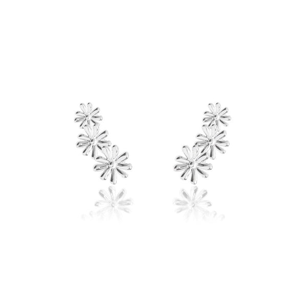 Joma Jewellery Daisy Earrings